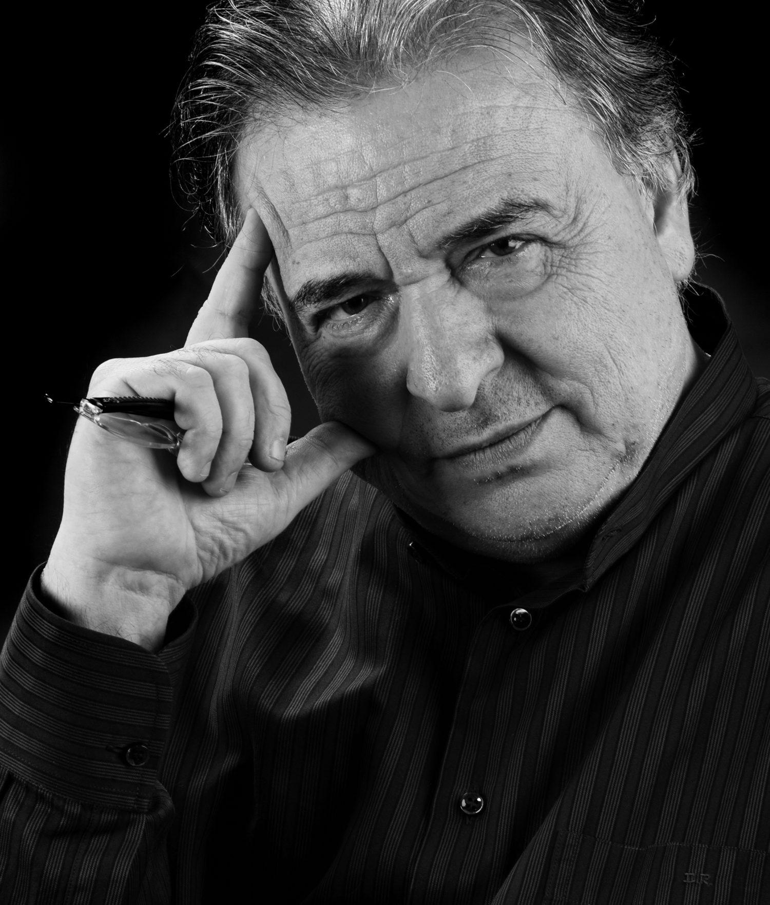 Donato Renzetti - portrait (Photo Roberto Ricci)