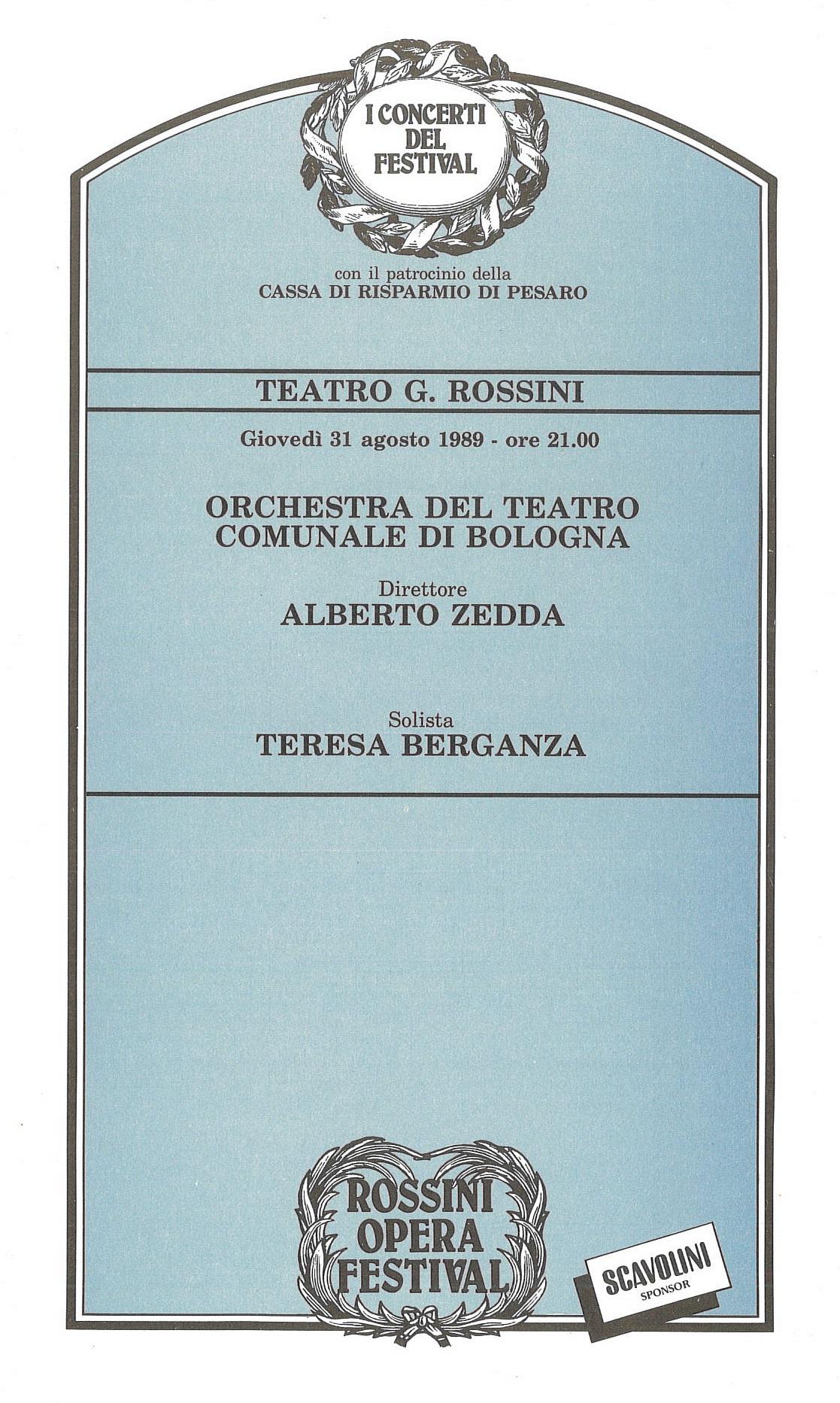 Giovanna D'Arco 1989