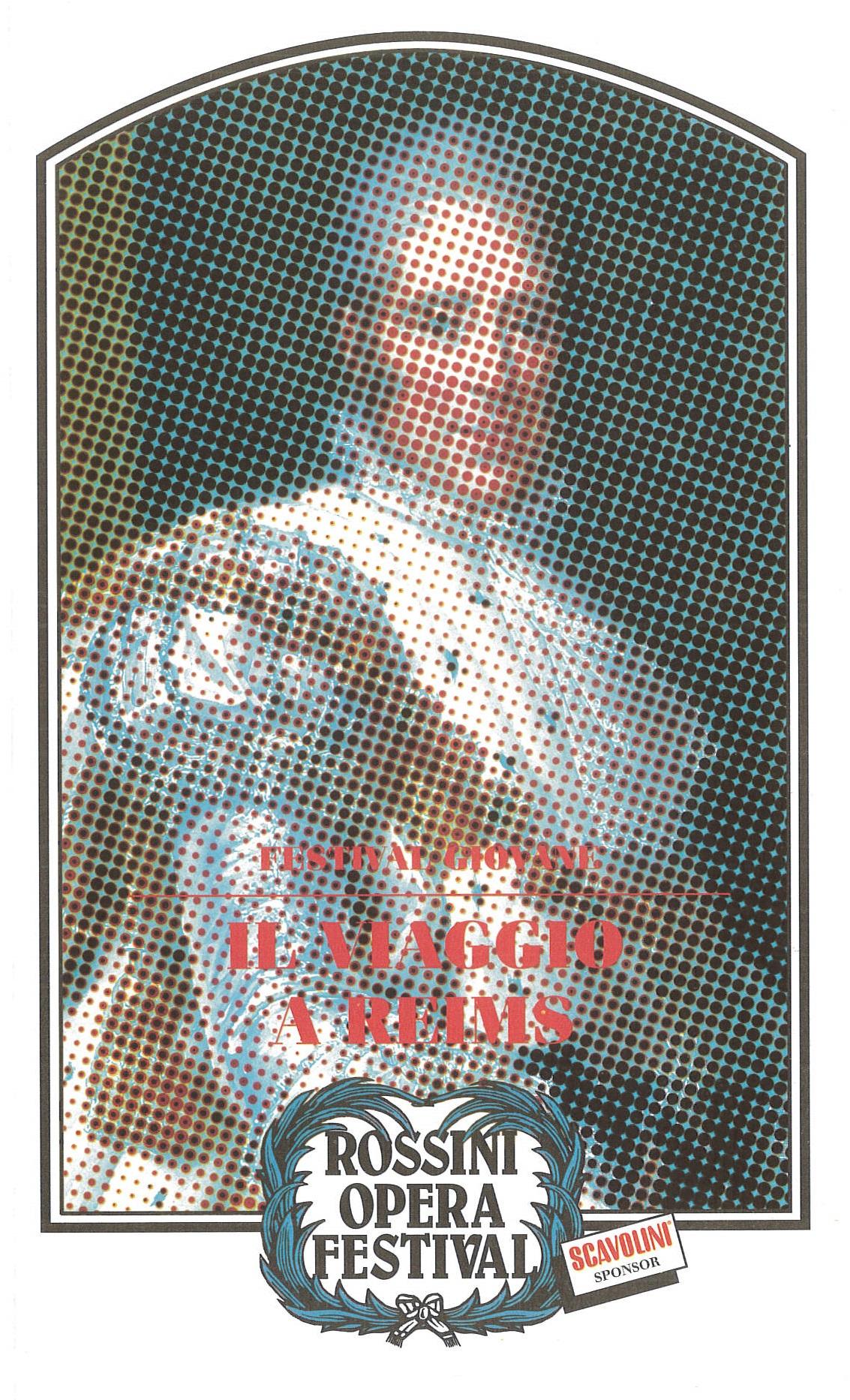 Il viaggio a Reims 2001