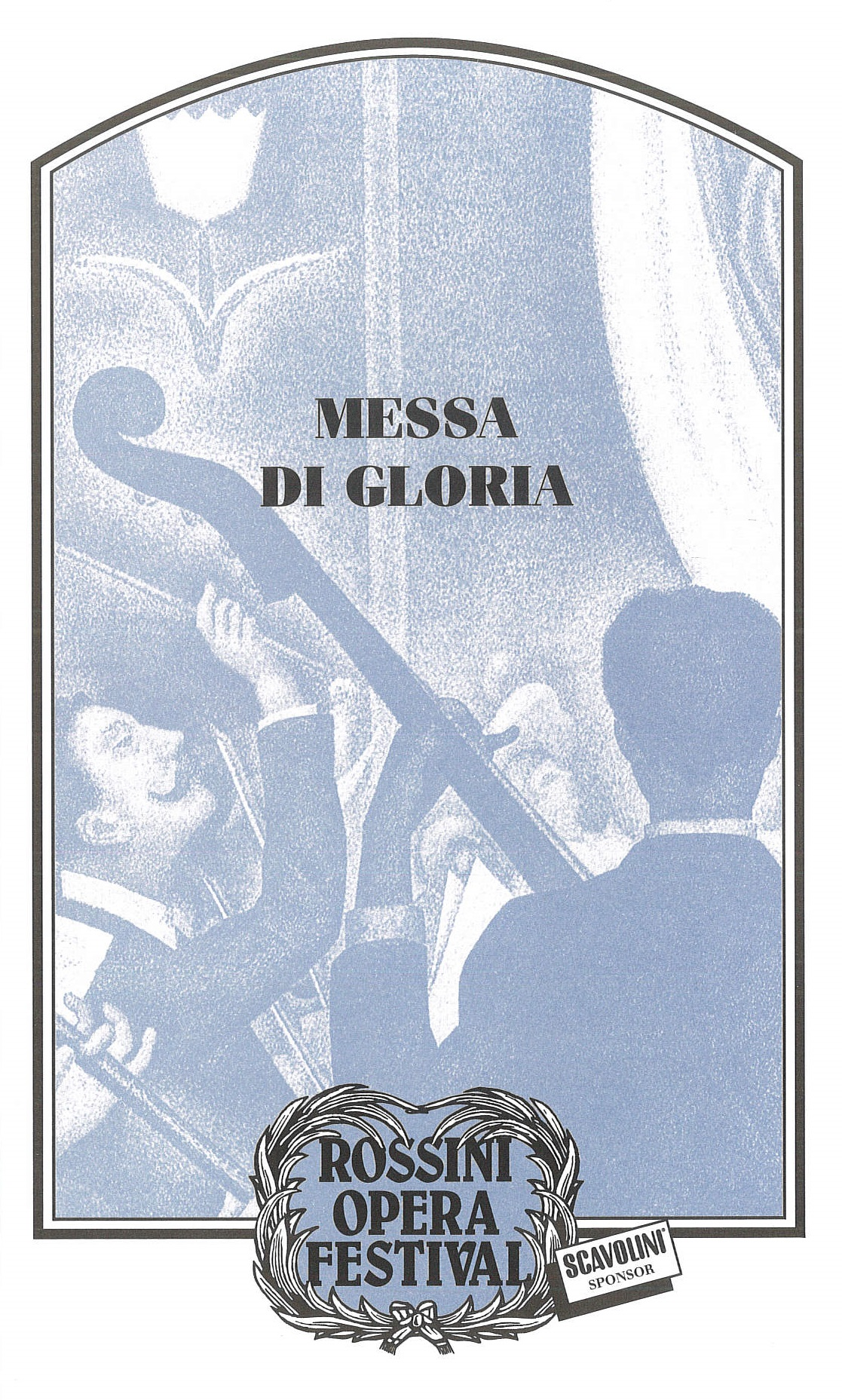 Messa di Gloria 1995