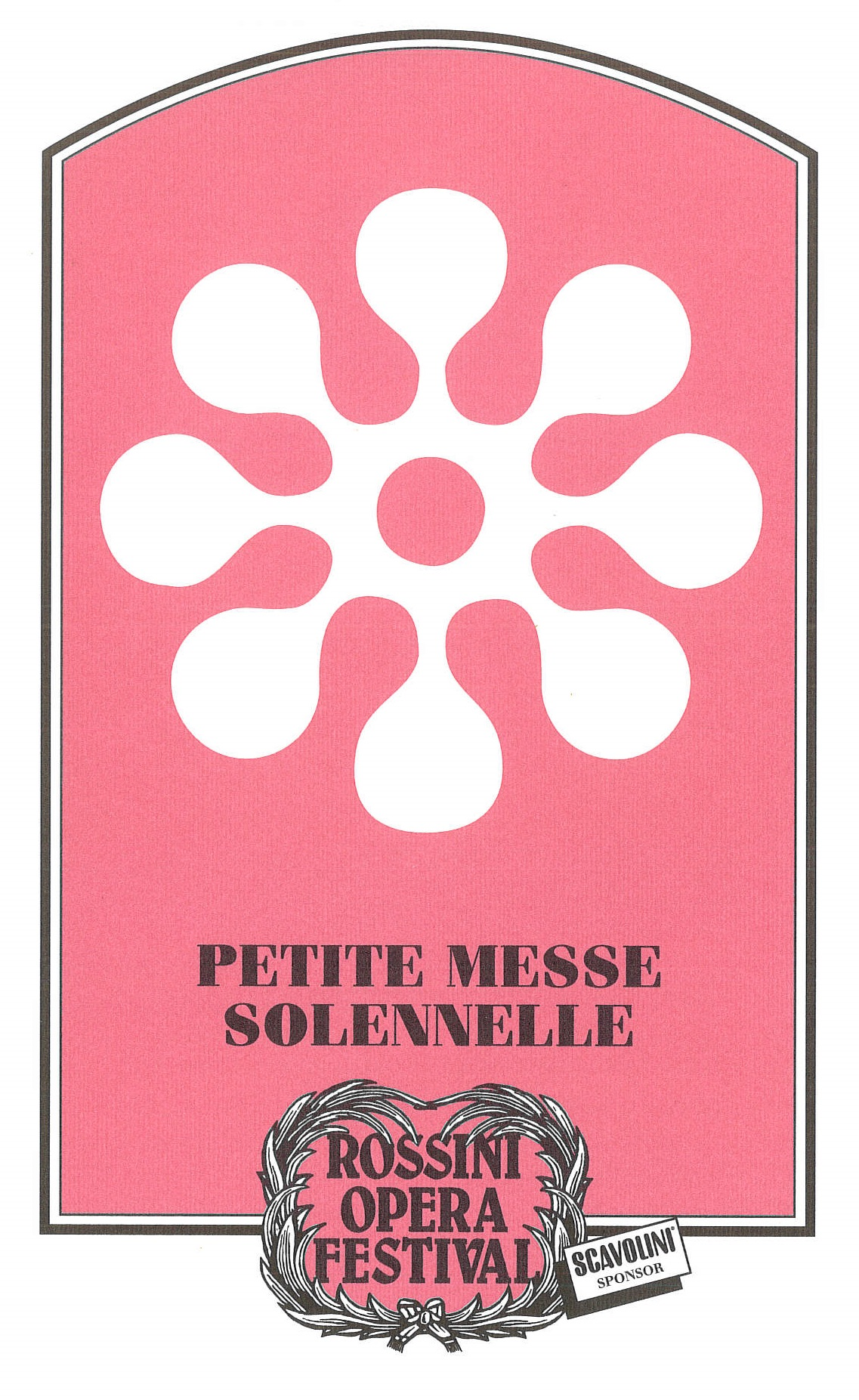 Petite Messe Solennelle 1997