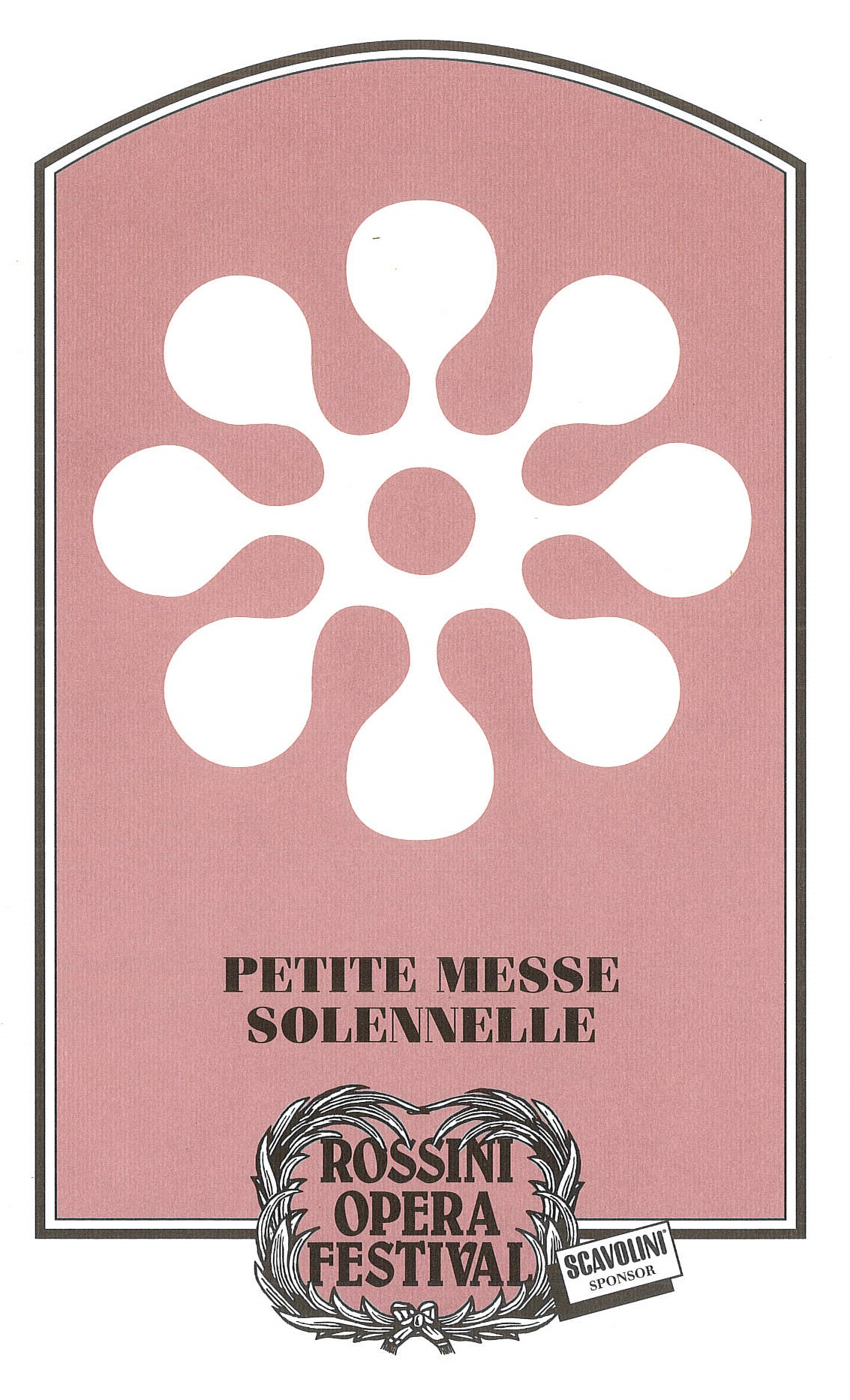 Petite Messe Solennelle 1999