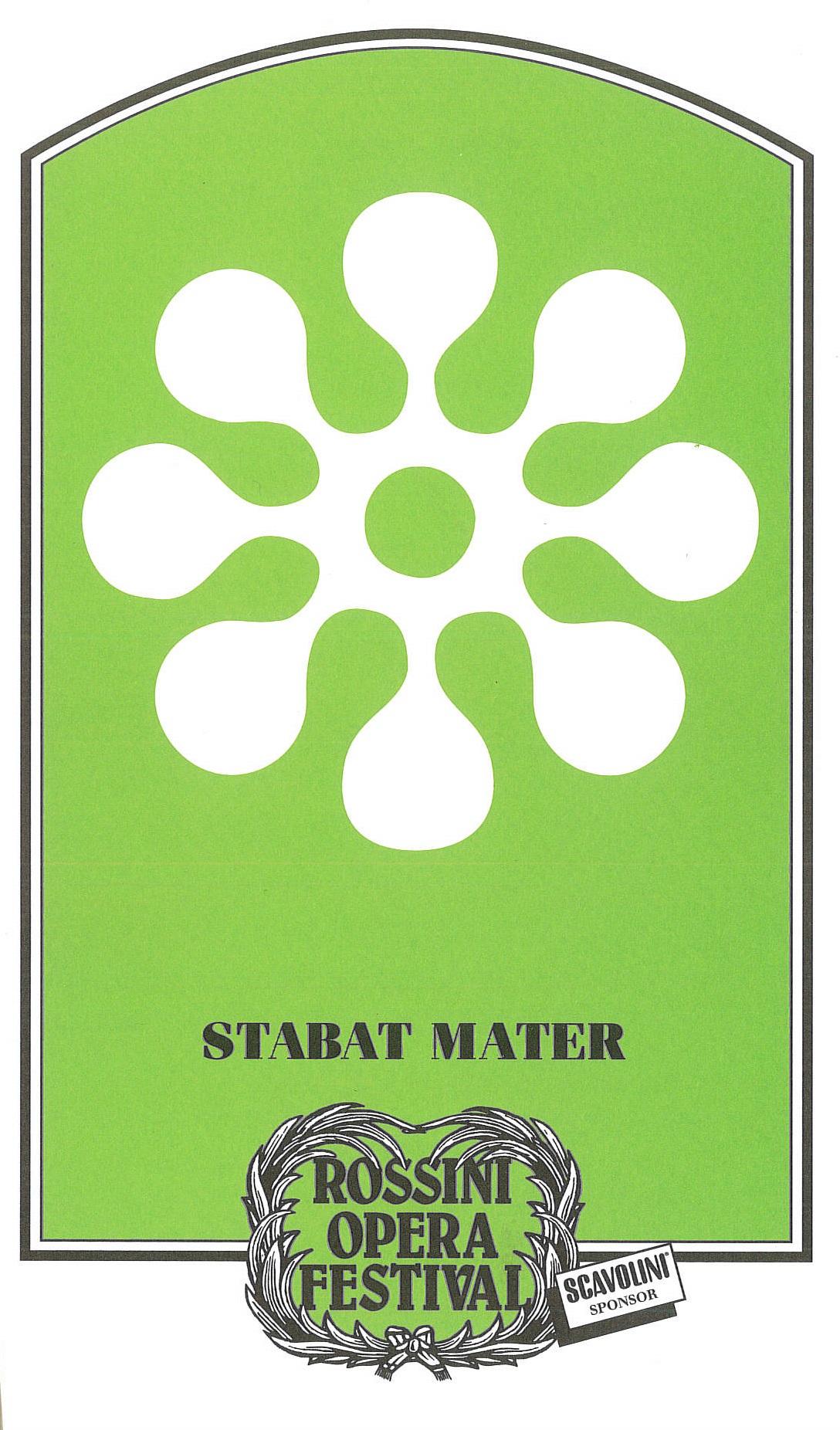 Stabat Mater 2001