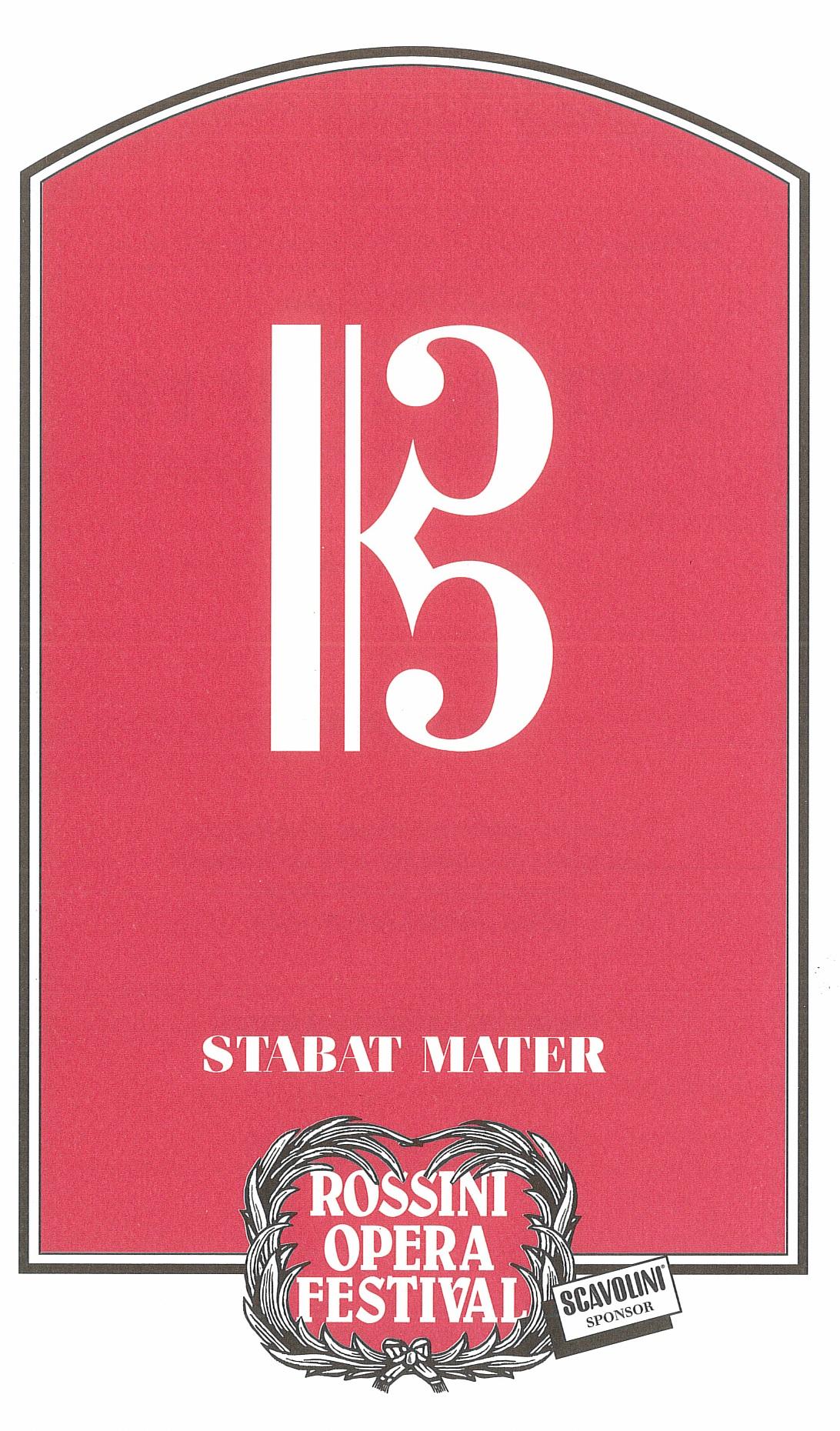 Stabat Mater 2005
